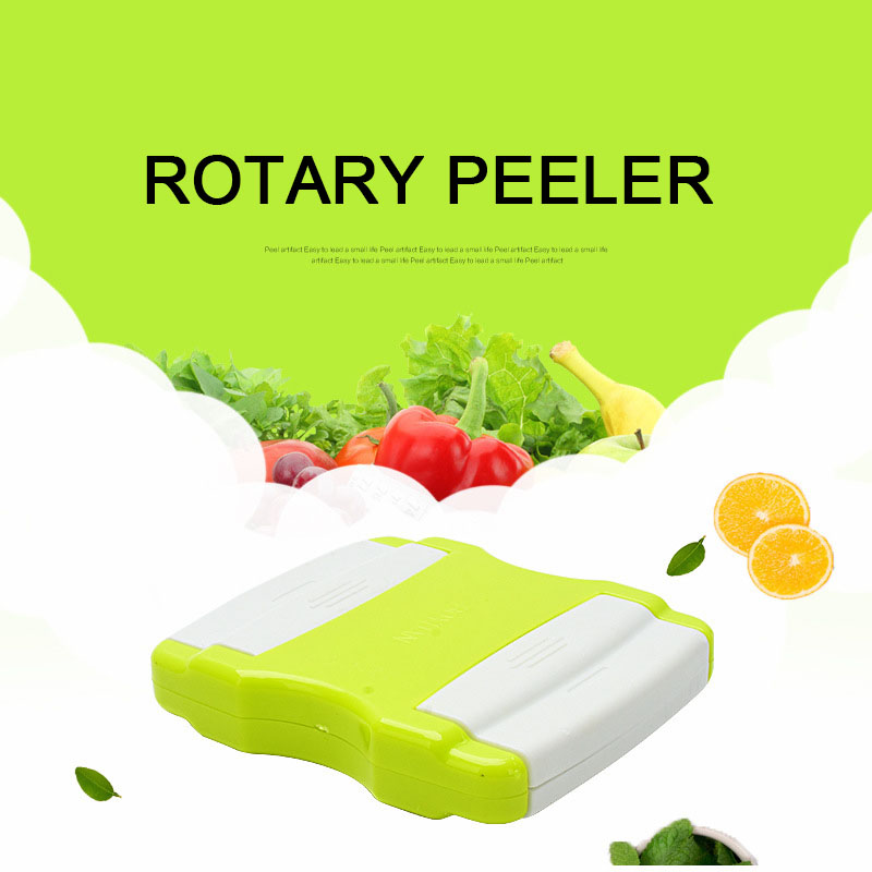 Creative kitchen gadgets rotary peeler carrot potato peelermelon gadget vegetabl