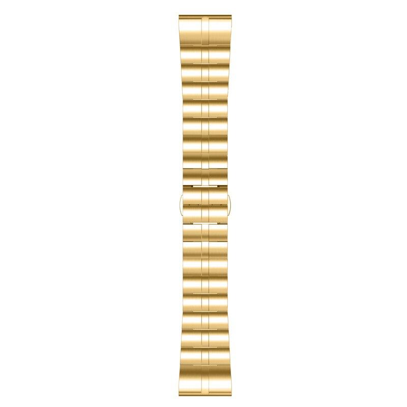 Pulseira de Relógio Inoxidável com Chave de Fenda Pulseira para Garmin Nova Descent Charlie Fenix 5x Dom668 Aço Mk1 d2