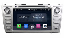 Octa Core 2 din 8″ Android 6.0 Car Radio DVD GPS for Toyota Camry 2007-2011 With 2GB RAM Bluetooth WIFI 32GB ROM Mirror-link