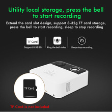 Wireless Doorbell WiFi Video Security Camera Door Chime Bell Phone Remote Control GY88 good quality wall mounted wireless door control remote take video