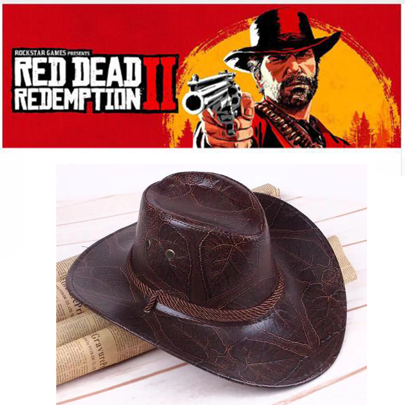 Red Dead Redemption 2 Cowboy Hat  1