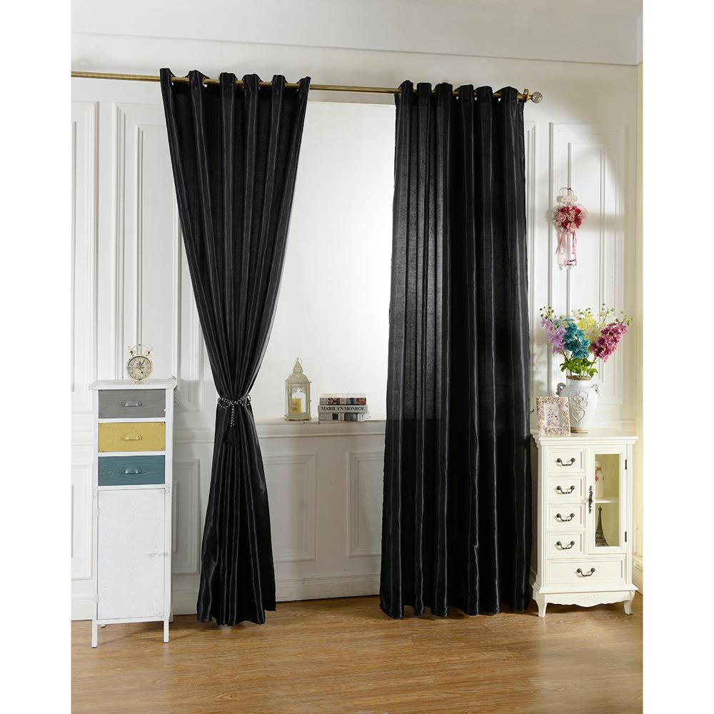 negro cortina de ventana cortinas para nios nios nias bedding living room elegent
