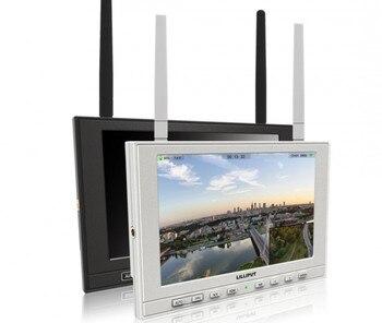 "Lilliput 339/DW blanco 7 ""Monitor FPV 5,8 Ghz receptor canal Búsqueda Automática batería integrada"