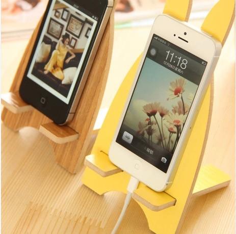 Candy Color Fashion Cute Cutoon Universal Cell Phone Pad Soporte de - Accesorios y repuestos para celulares