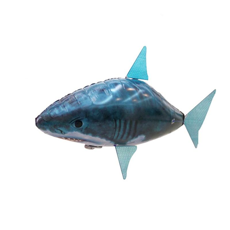 Hot sale RC fish toys font b drone b font RC Shark Clown fish balloons Nemo