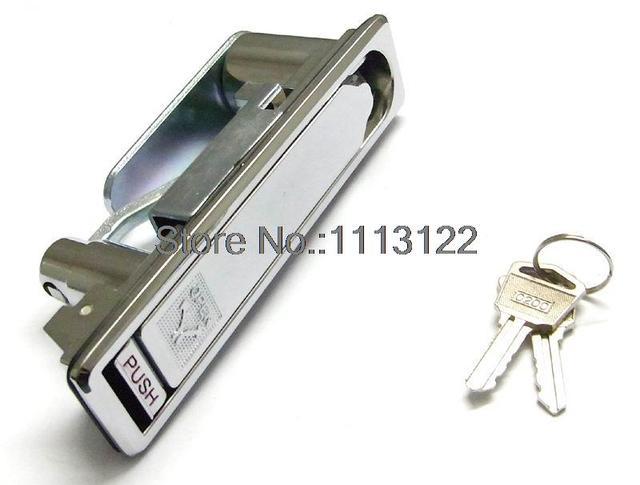 A 180 2 Zinc Alloy Electrical Door Panel Cabinet Lock