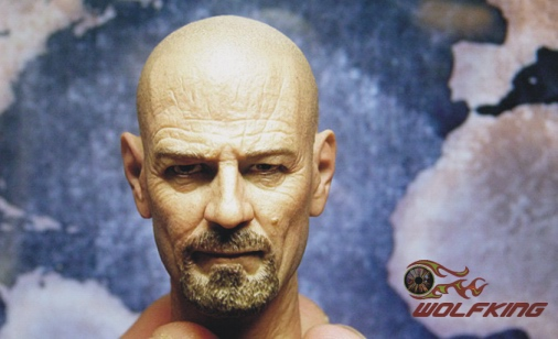 цена на 1:6 male Figure accessories Breaking Bad Walter White head shape carved for 12 Action figure doll,not include body;clothes