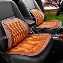 цена на KKYSYELVA Lumbar Support for office Chair Truck Vehicle Car Seat Back Supports Waist pillow cushion for car Back massage