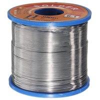 400 г 60/40 Оловянно-свинцовый припой потоковый провод канифоль Ядро пайки рулон 0,6-1,2 мм