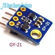 1 шт. SHT21 цифровой датчик влажности и температуры модуль Заменить SHT11 SHT15 GY-21-HTU21