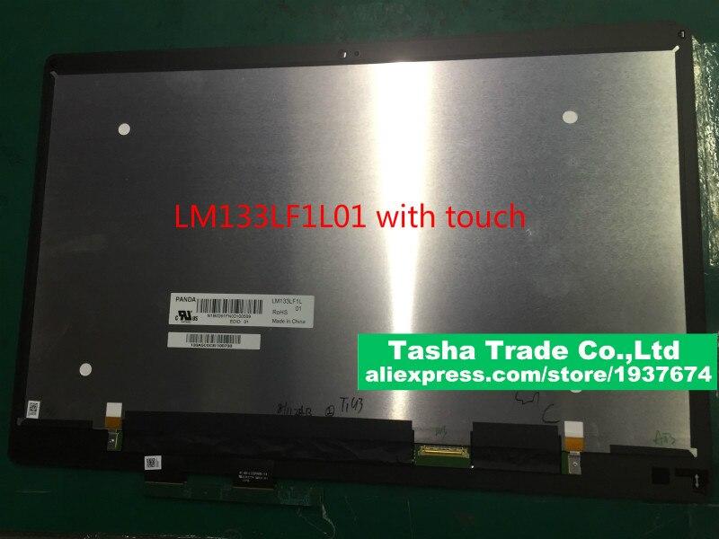 NEW For font b Acer b font N16W1 Spin SP513 51 761D LCD Screen Touch Digitizer