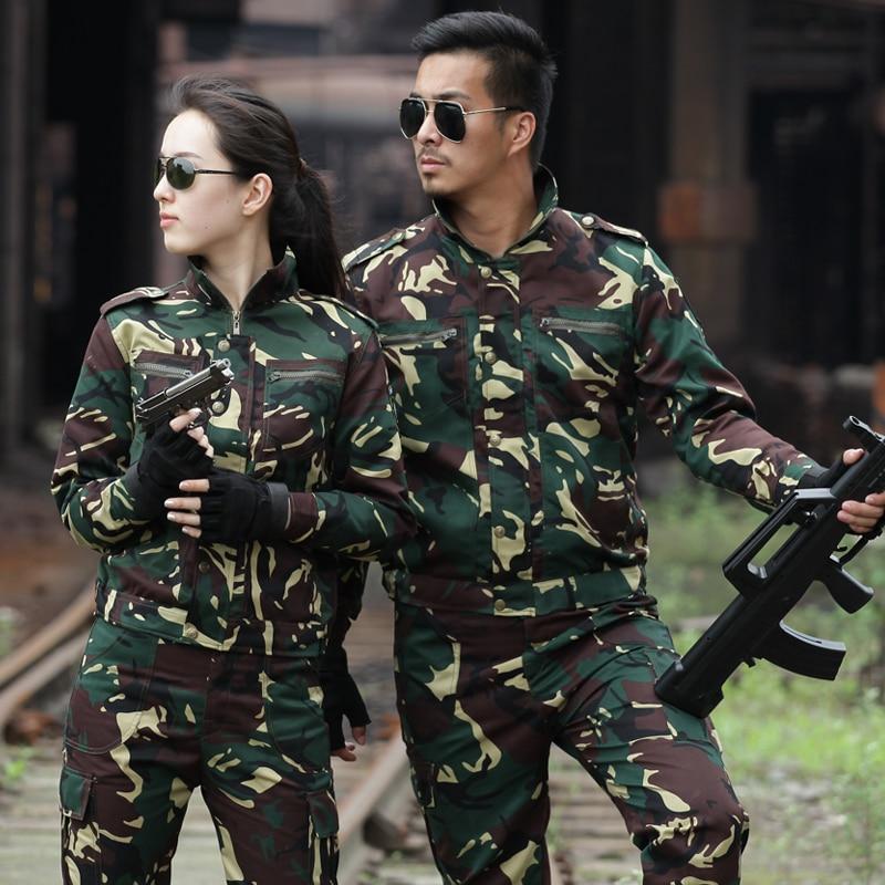 Military Tactical Uniform Camouflage Clothing Uniforme Militar US Army Combat Shirt Cargo Pants CS  Uniforms Working Clothes Men