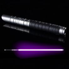 LGT RGB световой меч Jedi sith люк световой меч силы FX тяжелых дуэли перезаряжаемые Цвет Изменение звук FOC замок металлической ручкой