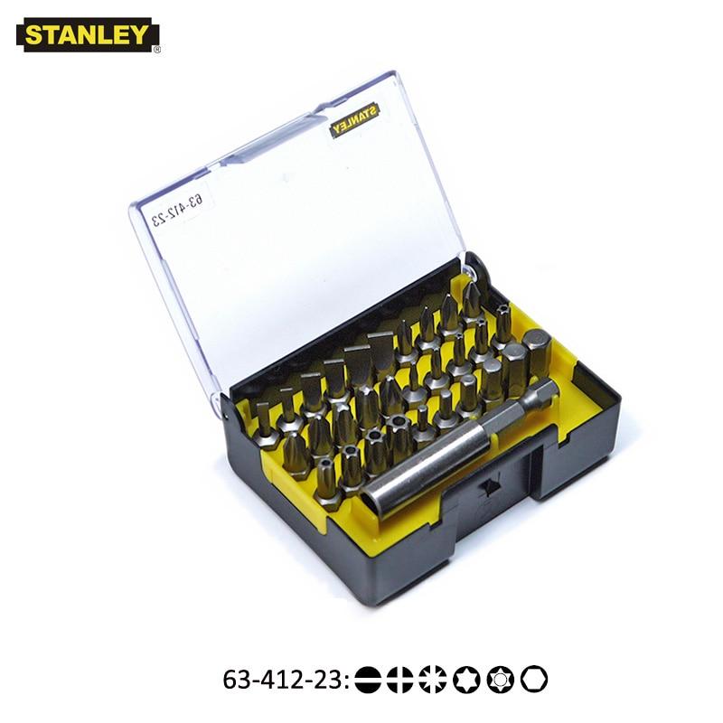 63-412 31pcs bits and extension bar set B