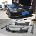 Q50 E Car-Styling FRP Auto Car Kits Del Cuerpo para Infiniti Q50 2014UP