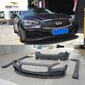 Q50 E Carro-Styling FRP Auto Car Body Kits para Infiniti Q50 2014UP