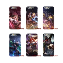 ff4775972 MGAGDGX Arena Valor Aov Accessories Phone Shell Covers For Samsung Galaxy  A3 A5 A7