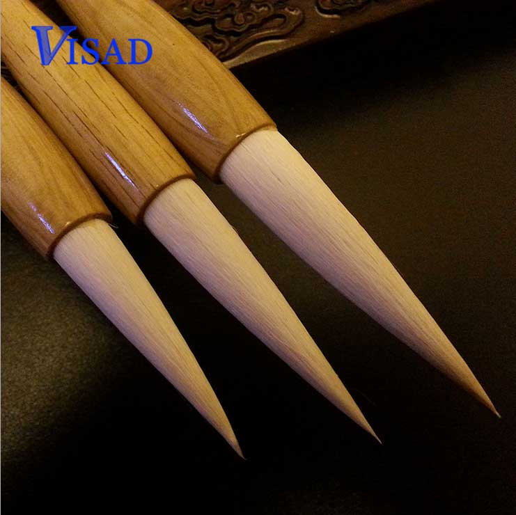 ФОТО AA Chinese brush pen artist paint brushes high-quality Chinese writing  painting brushes Lian brush