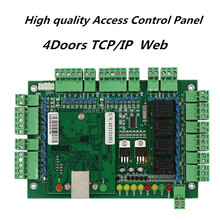 TCP/IP Access Control Panel Four-door One-way software Access Control Board