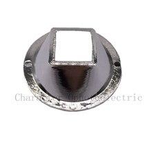5PCS 10W high power LED lamp cup reflector spotlight diameter 57mm plastic electroplating