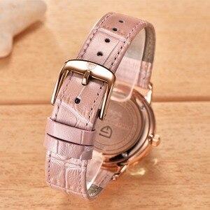 Image 5 - 2019 PAGANI DESIGN Luxury Brand Ladies Clock Fashion Quartz Sports Watches Leather Wristwatch Casual Womens Watch Relojes Mujer
