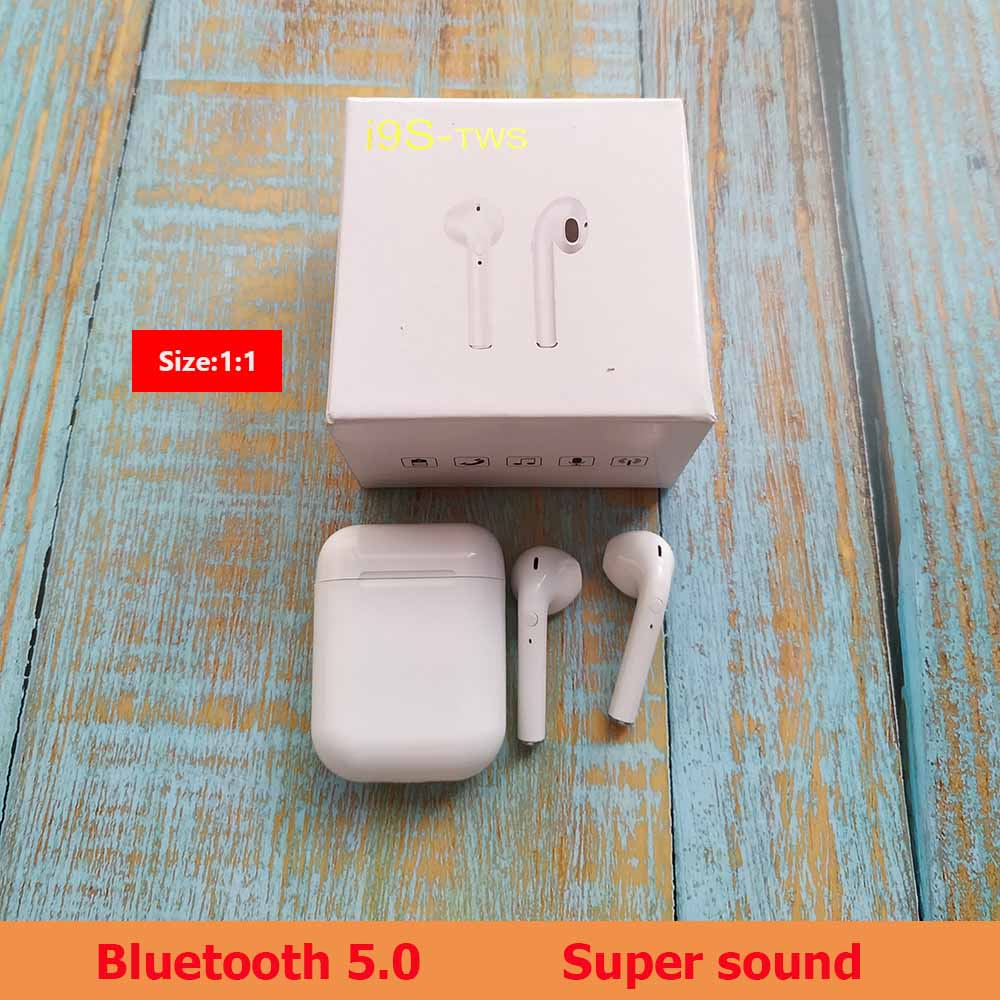 Earphones & Headphones Consumer Electronics Vip I7s Tws Bluetooth Earbuds Wireless Mini In-ear Earphones Pk I10 I12 I20 I13 I15 Tws For Dropshipping Sellers Not Airpods