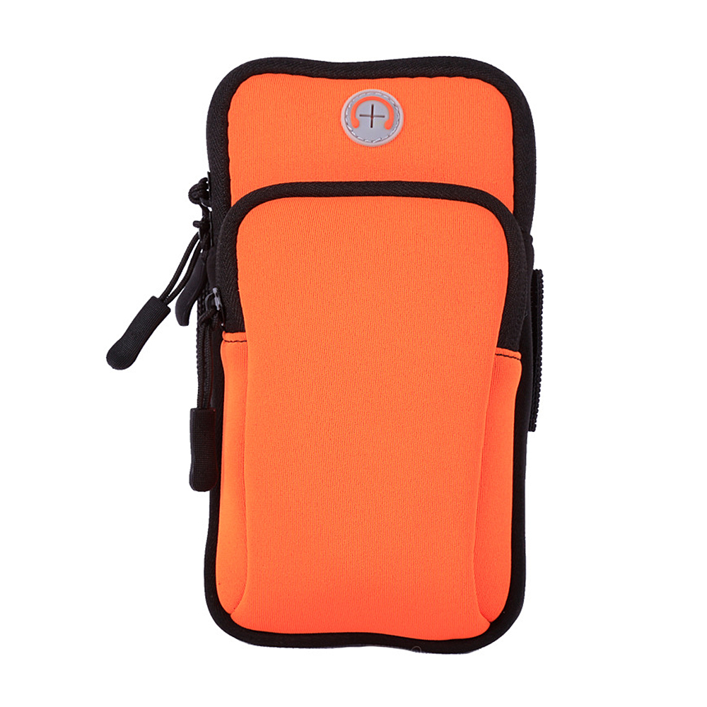 2018 Running Sport Bags Men Women Mobile Phone Arms Package Sport Equipment Jogging Run Bag Accessories Outdoor Climbing Arm Bag 24