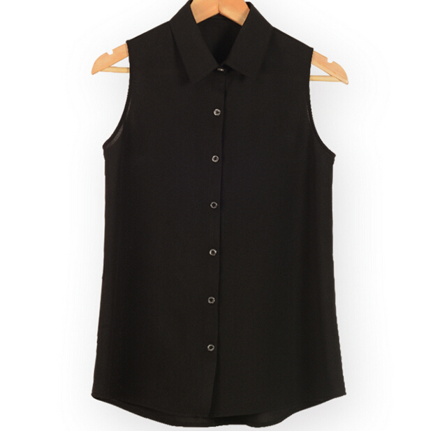 Summer Sleeveless Shirts