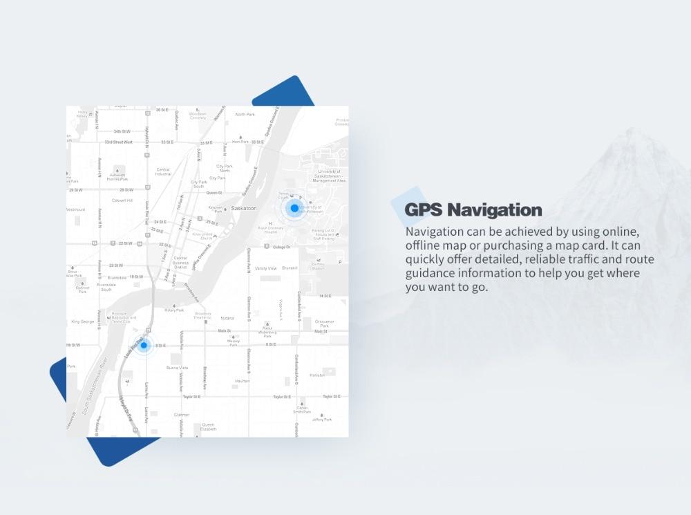 de para GPS 8,1 7