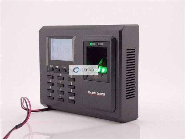 F2 fingerprint access controller