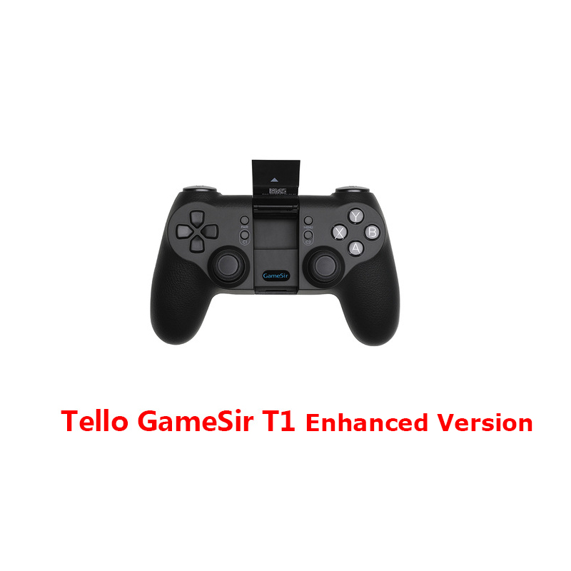 Tello Dedicated Remote Controller GameSir T1D Control Handle for DJI Tello Accessories Enhanced version