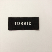 Customized Garment Woven Label High Density (Free Shipping)