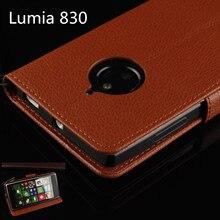 Раскладной телефон аргументы за Крышки Microsoft Nokia Lumia 830 случае обнаружения падения кобура Наличными Держатель Фоторамка + 1 Пленка + 1 талреп