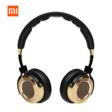 Original Xiaomi Mi Headset Mi HiFi Stereo Headphone with Mic Foldable 3.5mm Music Earphone Beryllium Diaphragm Microphone