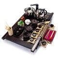 Чайный набор кунг-фу чайная тарелка из твердой древесины автоматическая подача воды четыре в одном электромагнитная печь набор для чайного...