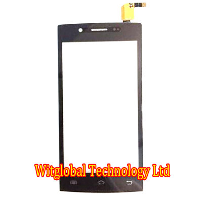 Original New For 4.5 Woxter Zielo Q23 touch Screen Digitizer Touch Panel Glass Replacement Free Shipping new for woxter zielo h10 mv26 042 lcd display matrix combo assembly touch screen panel digitizer free shipping