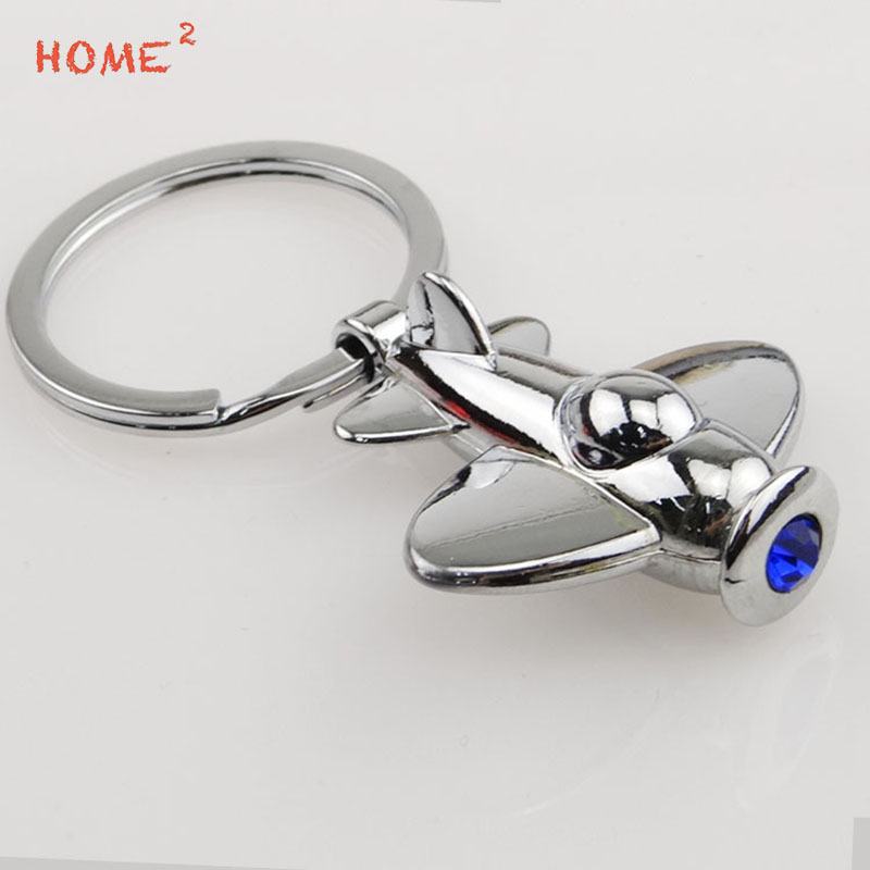 Mini Protractor Key Chain Ring Holder Keyfob Car Keychain Keyring Pendant GiftGS