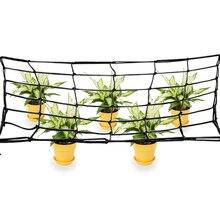 80*80 см эластичная резиновая садовая решетчатая сетка садовая растущая палатка поддержка сетки для выращивания цветов, овощей Ползучая лоза растений