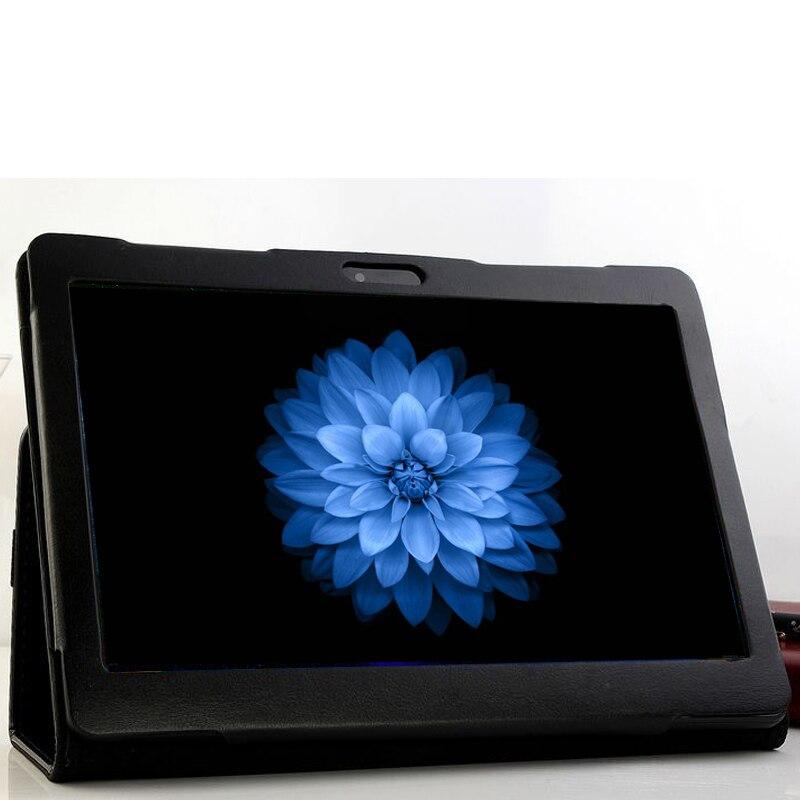 все цены на 2018 Android 6.0 10 Core 128GB ROM Dual Camera 8MP Dual SIM 4G LTE FDD Tablet PC GPS bluetooth phone MT6797 Free Gift Case онлайн