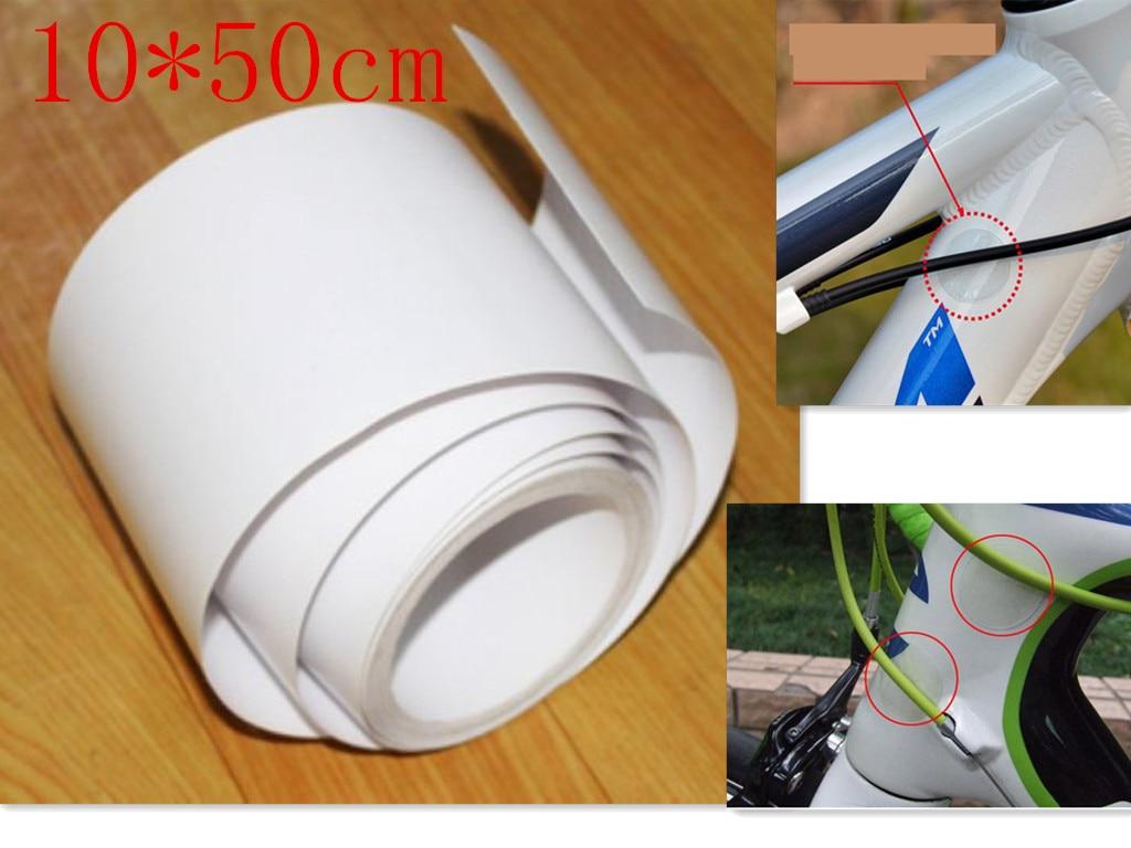 1 Pc Anti Scratch Sticker Penutup Sepeda Bingkai Stiker Decal Tape Pelindung Frame Panjang 10 Meter Bersepeda Bagian Di Bicycle Stickers