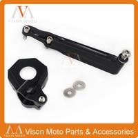 CNC Direction Steering Damper Stabilizer Holder Bracket Mounting For HONDA CBR600RR CBR 600RR CBR 600 RR 2005 2006 05 06
