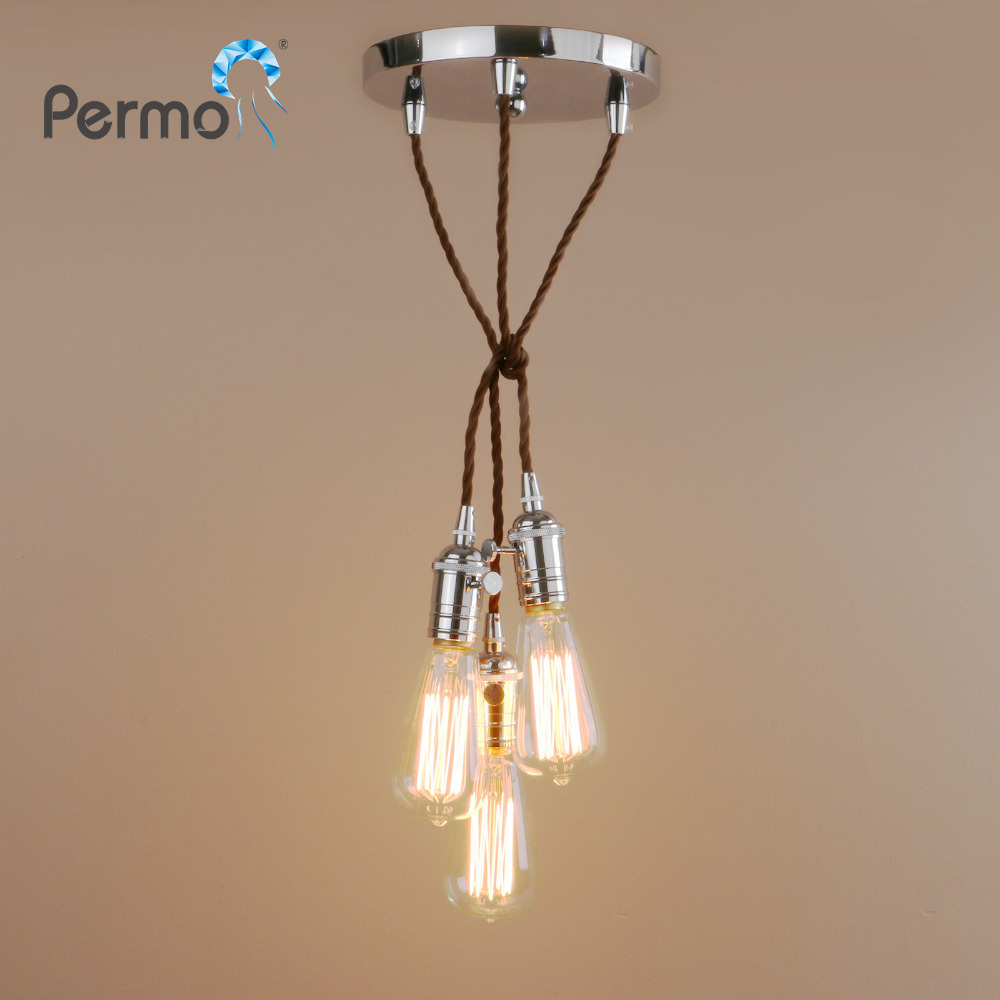 Pendant Lighting Manufacturers: Aliexpress.com : Buy PERMO Retractable Rope Pendant