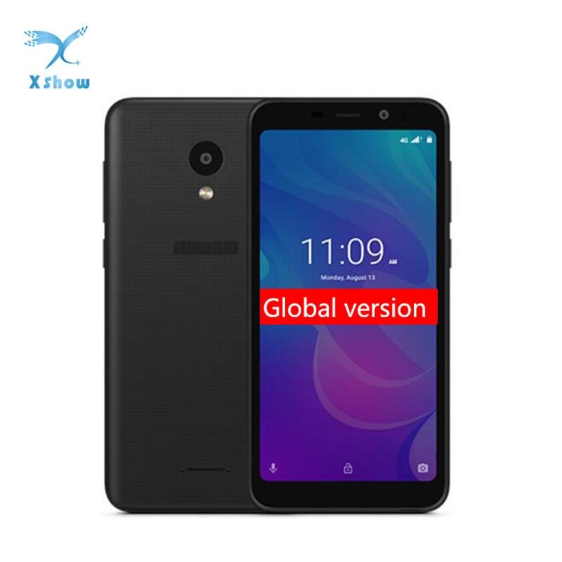 Global Version Meizu C9 2GB 16GB Mobile Phone Quad Core 5 45 inch 1440X720P Front 8MP