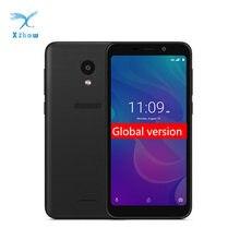 Celular meizu c9 2gb + 16gb versão global, smartphone com núcleo quad core e tela de 5.45 polegadas, 1440x720p, câmera frontal de 8mp e traseira de 13mp celular 3000mah bateria