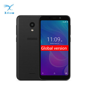 Global Version Meizu C9 2GB 16GB Mobile Phone Quad Core 5.45 inch 1440X720P Front 8MP Rear 13MP Camera 3000mAh Battery Cellphone(China)