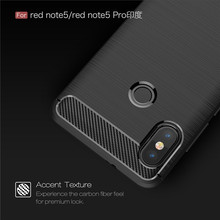 hot deal buy xiaomi redmi note 5 pro cases redmi note 5 pro cover wolfrule soft tpu brushed phone back case for xiaomi redmi note 5 pro case