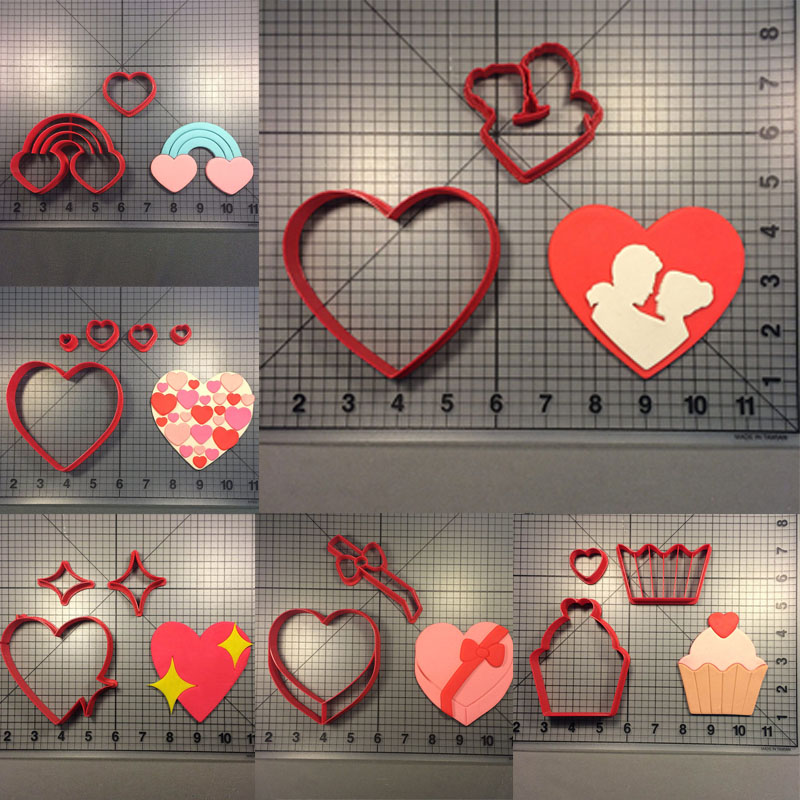 500 thank you with heart stickers seals scrapbook diy craft wedding favours vbuk