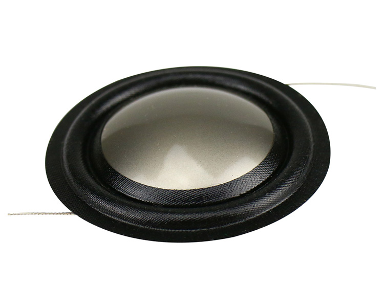 para b & w alto-falante cobre folheado bobina alumínio 2 pcs