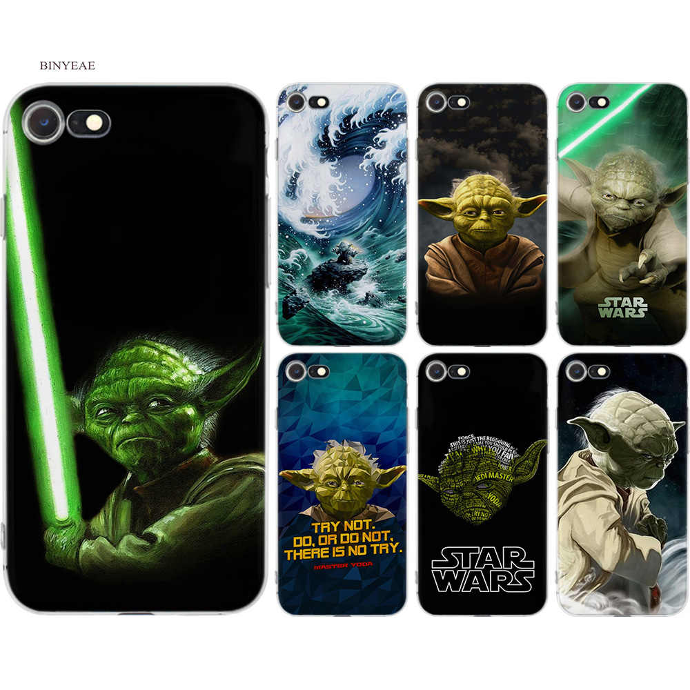coque iphone 8 yoda