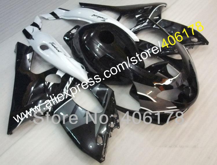 Otomobiller ve Motosikletler'ten Tam Kaplama Kitleri'de YZF600R Fairings çözümleri Yzf 600R Thundercat 1997 2007 renkli motosiklet kaporta kiti